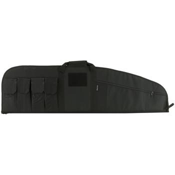 "Allen Combat Tactical Rifle Case, Black Endura Fabric, 46"" 10662, UPC : 026509019077"