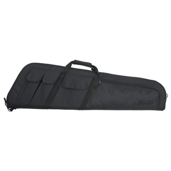 "Allen Wedge Tactical Rifle Case, Black Endura Fabric, 41"", Thick Foam Padding, Lockable 10903, UPC : 026509109037"