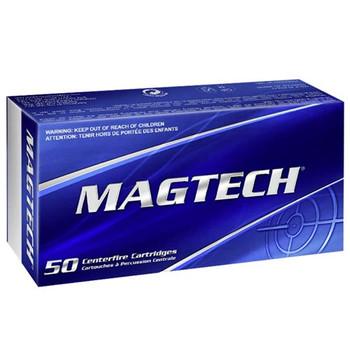 Magtech Sport Shooting, 357MAG, 125 Grain, Full Metal Jacket, 50 Round Box 357Q, UPC :754908184217