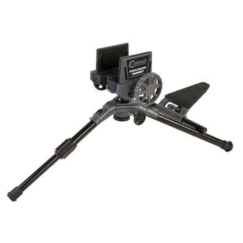 Caldwell Precision Turret Shooting Rest, Designed for AR10/15 Platforms, Black Finish 821400, UPC :661120214007