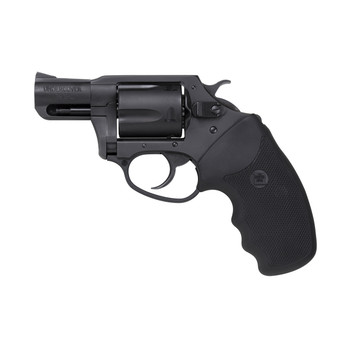 """Charter Arms Undercover, 38 Special, 2"""" Barrel, Steel Frame, Blue Finish, Rubber Grips, Fixed Sights, 5Rd, Fired Case 13820, UPC :678958138207"""