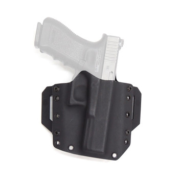 """Raven Concealment Systems OWB Pancake Wings, 1.5"""", For Phantom Holster, Black PC WNG 1.5, UPC :815188029367"""