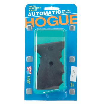 Hogue Grips Rubber Grip, Sig Sauer P239, Finger Grooves, Black 31000, UPC :743108310007