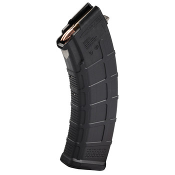 Magpul Industries Magazine, PMAG, AK M3, 762X39, 30Rd, Fits AK-47, Black Finish, Steel-Reinforced Locking Lugs MAG573-BLK, UPC :840815100287