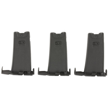 Magpul Industries Limiter, PMAG Minus 10Rd Limiter, Black 3 Pack MAG286-BLK, UPC :873750008097