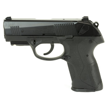 "Beretta PX4 Storm, Semi-automatic, Double Action, Compact Pistol, 9MM, 3.2"" Barrel, Polymer Frame, Black Finish, 10Rd, 2 Mags, Picatinny Rail, Ambidextrous, 3 Dot Sights JXC9F20, UPC : 082442153667"