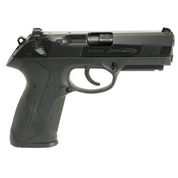 "Beretta PX4 Storm, Semi-automatic, Double Action, Full Size Pistol, 40SW, 4"" Barrel, Polymer Frame, Black Finish, 14Rd, 2 Mags, Picatinny Rail, Ambidextrous, 3 Dot Sights JXF4F21, UPC : 082442818207"