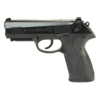 "Beretta PX4 Storm, Semi-automatic, Double Action, Full Size Pistol, 40SW, 4"" Barrel, Polymer Frame, Black Finish, 14Rd, 2 Mags, Picatinny Rail, Ambidextrous, 3 Dot Sights JXF4F21, UPC : 082442818207"