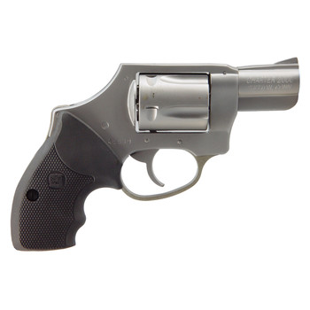 """Charter Arms Undercover, 38 Special, 2"""" Barrel, Steel Frame, Stainless Finish, Rubber Grips, Fixed Sights, 5Rd, Double Action Only, Fired Case 73811, UPC :678958738117"""