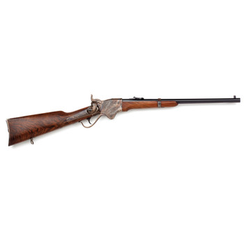 """Chiappa Firearms Spencer Carbine, Lever, 45LC, 20"""" Round Barrel, Blue Finish, Synthetic Pistol Grip, 7Rd 920-084, UPC :8053670710627"""