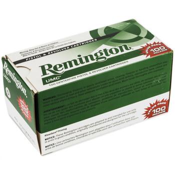 Remington UMC, 45ACP, 230 Grain, Full Metal Jacket, Value Pack, 100 Round Box 23797, UPC : 047700382807