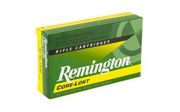 Remington Core Lokt, 3040 Krag, 180 Grain, Pointed Soft Point, 20 Round Box 28345, UPC : 047700054407