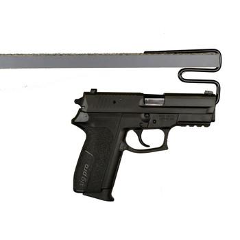 Gun Storage Solutions Back Under Handgun Hangers, 2 pack BUHH2, UPC :856691002157