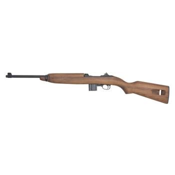 "Auto Ordnance M1 Carbine, Semi-automatic, 30 Carbine, 18"" Barrel, Parkerized Finish, Walnut Stock, 10Rd AOM140, UPC :602686313087"