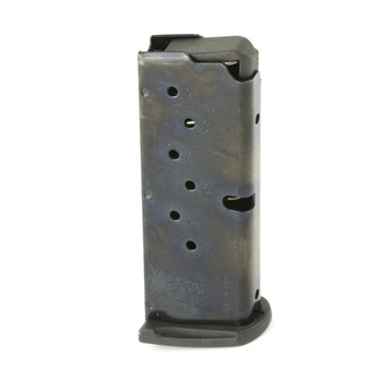 Ruger Magazine, 380ACP, 7Rd, Black, Comes with Finger Rest Extension, Fits LC380 90416, UPC :736676904167