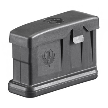 Ruger Magazine, 308 Winchester, 3Rd, Black Finish, AI-Style 90560, UPC :736676905607