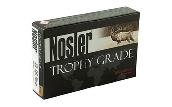 Nosler Rifle, 25-06REM, 100 Grain, Partition, 20 Round Box 60005, UPC : 054041600057