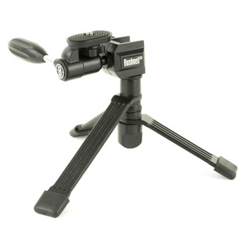 Bushnell Ultra Compact Tripod, Window Mount, Black Finish 784406C, UPC : 029757784407