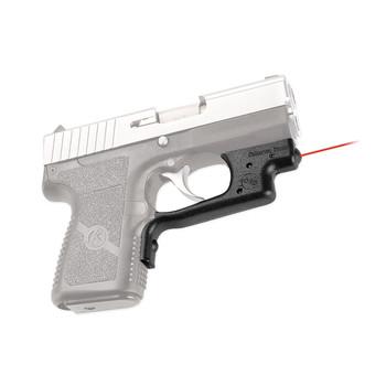 Crimson Trace Corporation Hi-Brite LaserGrip, Fits Kahr P9, Black, User Installed LG-437, UPC :610242000647