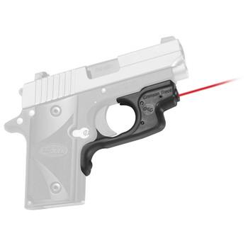 Crimson Trace Corporation Laserguard, Fits Sig P238 & P938, Black, Front Activated LG-492, UPC :610242001187