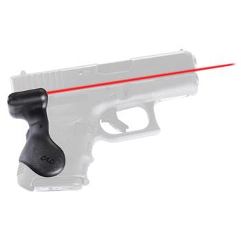 Crimson Trace Corporation Hi-Brite LaserGrip, Fits Glock 26,27,28,33, User Installed LG-626, UPC :610242006267
