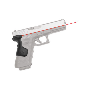 Crimson Trace Corporation LaserGrip, Fits Glock Gen3 17/22/31/34, Black LG-637, UPC :610242005307