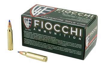 Fiocchi Ammunition Rifle, 223 Remington, 40 Grain, V-Max, 50 Round Box 223HVB50, UPC :762344706597