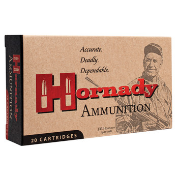 Hornady Custom, 30 Carbine, 110 Grain, Round Nose, 25 Round Box 8104, UPC : 090255381047