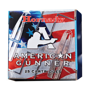 Hornady American Gunner, 380ACP, 90 Grain, XTP, 25 Round Box 90104, UPC : 090255901047