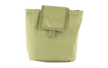 NCSTAR Folding Dump Pouch, Nylon, Green CVFDP2935G, UPC :814108017347