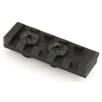 """Mission First Tactical E-Volv Rail Mount, Fits AR-15 Round Fore End 2.205"""", Picatinny, Black E2PR2, UPC :676315026037"""