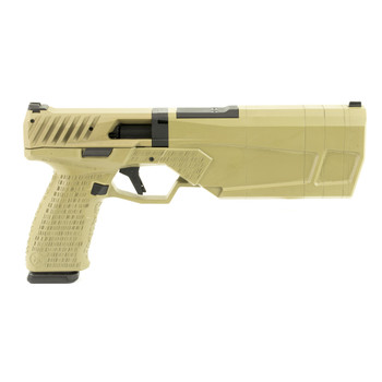 SilencerCo Maxim 9, 9MM, Semi-automatic, Integrally Suppressed Pistol, Flat Dark Earth Finish PB2596, UPC :816413025147