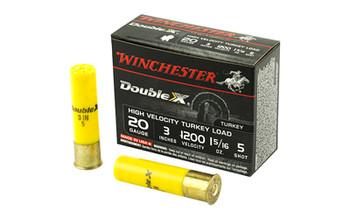 "Winchester Ammunition Supreme, 20 Gauge, 3"", #5, 1.31 oz., Shotshell, 10 Round Box STH2035, UPC : 020892016927"