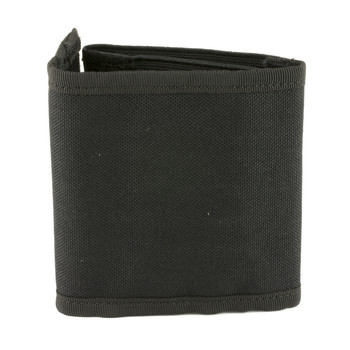 Uncle Mike's Buttstock Shell Holder, For Rifle, with Flap, Black 8848-2, UPC : 043699884827