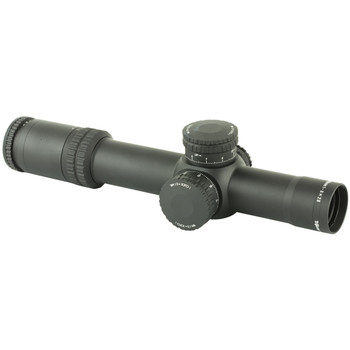 Trijicon AccuPower Rifle Scope, 1-8X28, MIL Segmented-Circle Crosshair w/ Red LED, Matte, 34mm RS27-C-1900028, UPC :719307402447