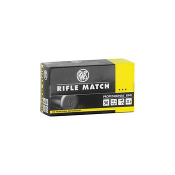 RWS/Umarex 22LR, 40 Grain, Match, 50 Round Box 2134225, UPC :4000294134227