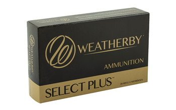 Weatherby Hunting Ammunition, 7MM Weatherby, 175 Grain, Soft Point, Spire Point, 20 Round Box H7MM175SP, UPC :747115010387