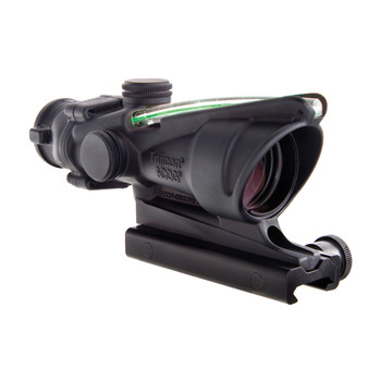 Trijicon ACOG, 4x32, Dual Illuminated, Green Horseshoe/Dot .223 BAC Reticle, With TA51 Mount TA31H-G, UPC :719307303027