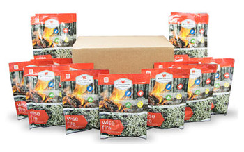 Wise Company Fire Box, 15 Individual Pouches, Boils 60 Cups 01-625ISF, UPC : 094922415677