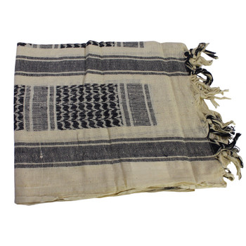 Camcon Shemagh - Sand and Black, UPC :846271000017