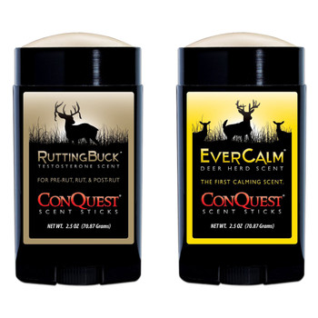 Conquest Scents Rutting Buck Pack, UPC : 094922903747
