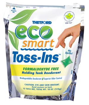 Thetford Ecosmart Toss Ins  32952, UPC : 028985329527