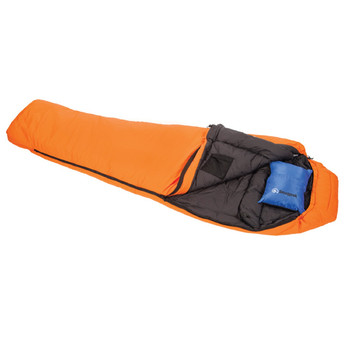 Snugpak Softie 15 Intrepid Sleeping Bag Orange LH Zip UPC: 8211654197837