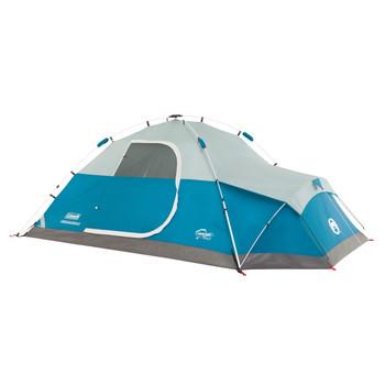 Coleman Juniper Lake 4 Person Instant Dome Tent with Annex, UPC : 076501158427
