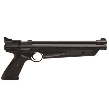 Crosman American Classic Pump Pellet .177 Pistol Black, UPC : 028478143807