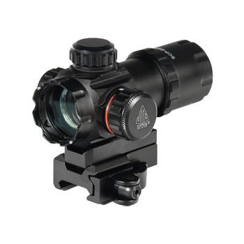 UTG 3.9in ITA Red/Green CQB Dot Sight with Integral QD Mount, UPC :4712274527577