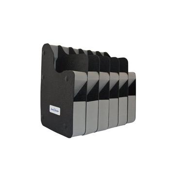 Benchmaster Six Gun Vertical Pistol Rack, UPC :751710504677