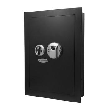 Barska Fingerprint Biometric Wall Safe, UPC :790272984657