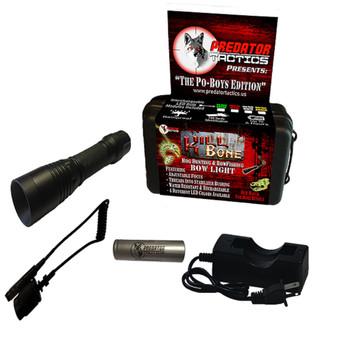 Predator Tactics KillBone Po-Boys Double LED Light Kit Gn/Rd, UPC :640265974717