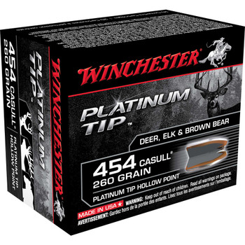 PLAT TIP HP 454 CASULL 260GR PTHP 20/BX, UPC : 020892213807